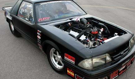 Murillo Mustang