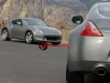 Nissan 370Zs in Red Rock Canyon Nevada (2009 published category)