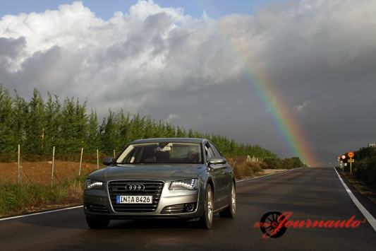 2011 Audi A8 4.2 FSI