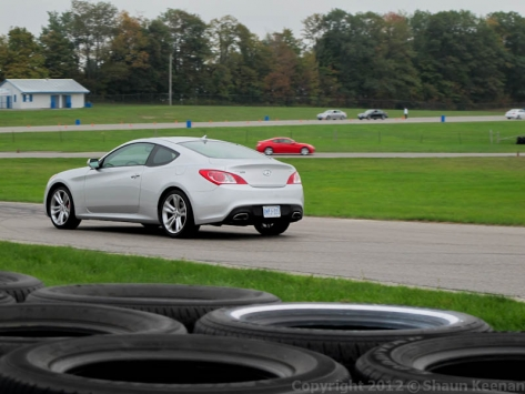 2012 Hyundai Genesis Coupe 3.8 GT