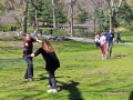 Swordfighting - New York City April 2012 Central Park