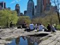 Gathering - New York City April 2012 Central Park
