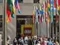 New York City April 2012 Rockefeller Center