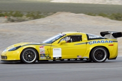 Ron Fellows Corvette