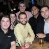 Automotive Journalists enjoying this year's AJAC party at Margaritaville in Niagara Falls on Tuesday, October 21st