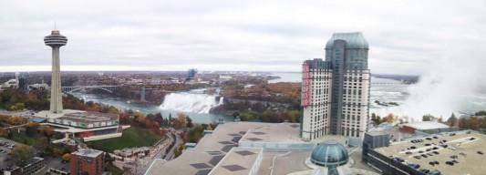 American Falls, Bridal Veil Falls & Niagara Falls - Shaun Keenan 2014
