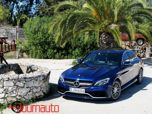 2015 Mercedes-Benz C 63 AMG S Model | Shaun Keenan