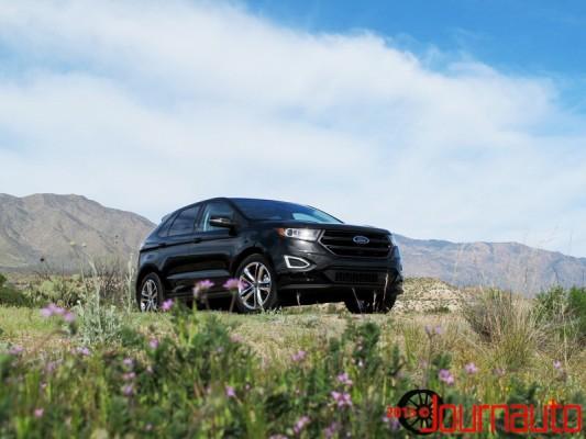 2015 Ford Edge Sport | Shaun Keenan