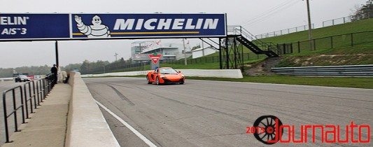 2015 McLaren 650S at CTMP | Shaun Keenan for Ignition