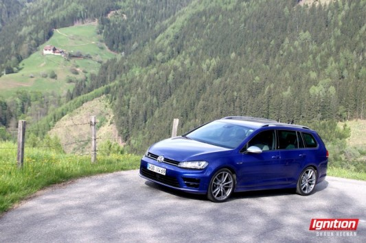 2016 VW Golf R Variant | Shaun Keenan for Ignition