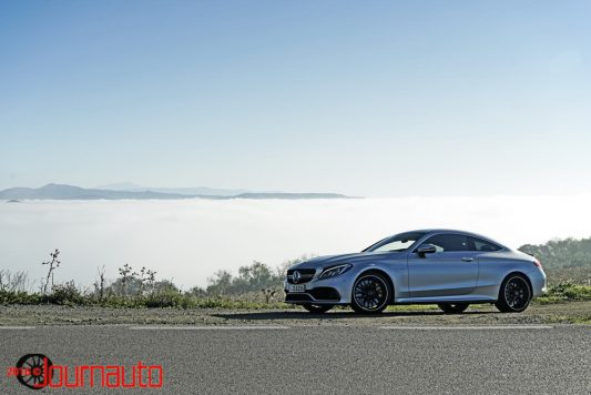 2017 Mercedes-AMG C 63 S Coupe | Shaun Keenan for Ignition
