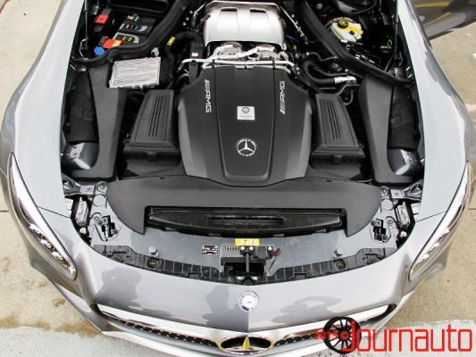 2016 Mercedes-AMG GT S | Shaun Keenan