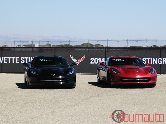 2014 Chevrolet Corvette Stingray | Shaun Keenan