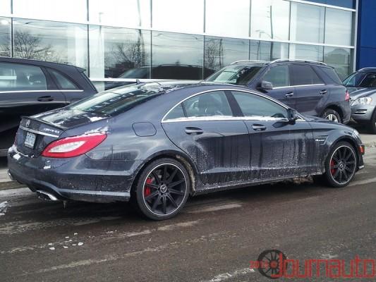 2014 Mercedes-Benz CLS 63 AMG | Shaun Keenan